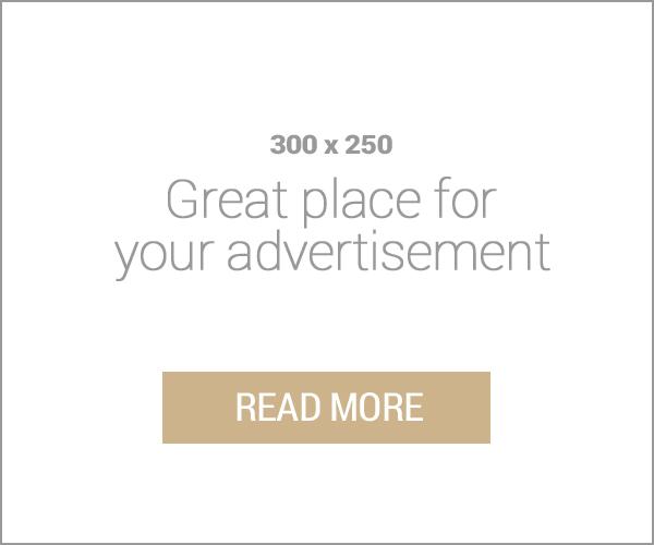 advertisement banner